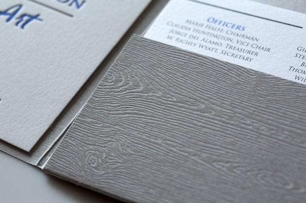 emboss | specialty finishes