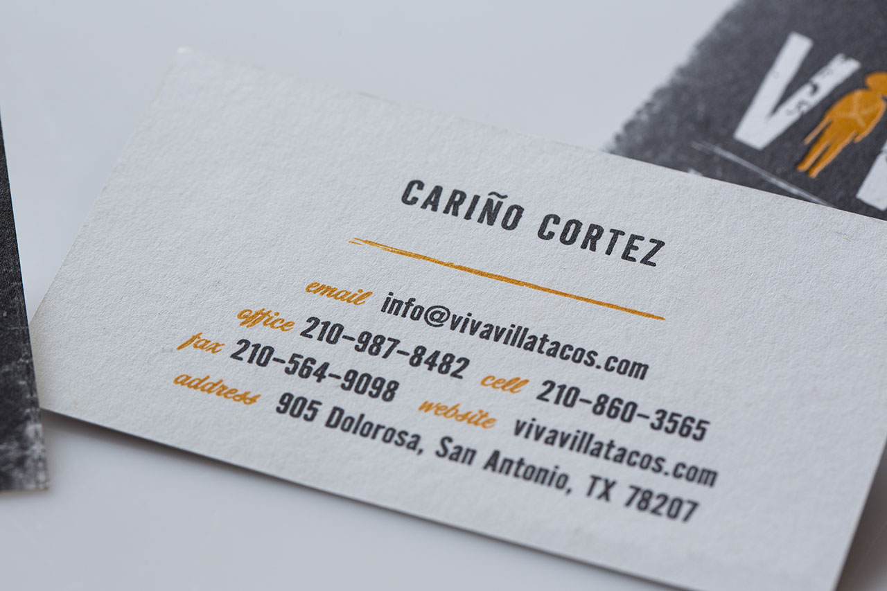 Embossed Business Cards - Print Gallery | SmithPrint, Inc.